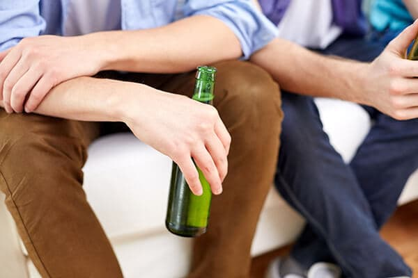 getting inpatient alcohol treatment