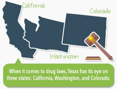 texas drug laws