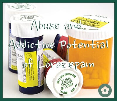 Abuse and addictive Potential of Lorazepam
