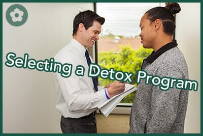 what to look for in a detox program